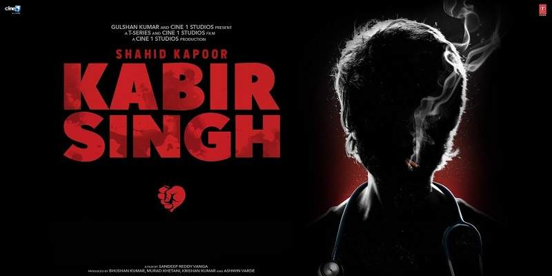 Kabir Singh Screen Count Advance Booking Report Poster