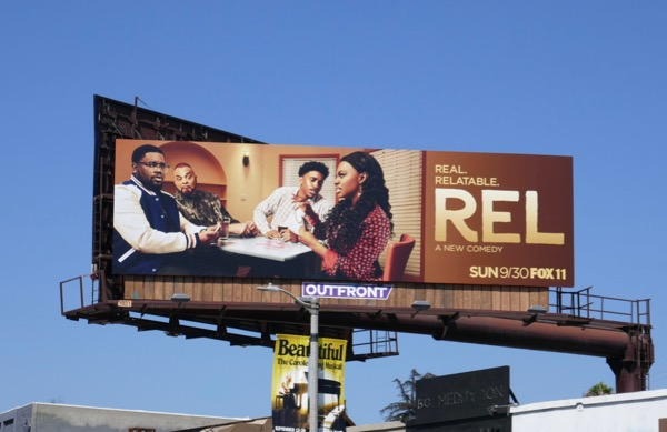 Rel series premiere billboard
