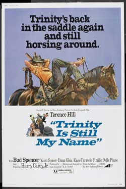 Trinity Is Still My Name (1971)