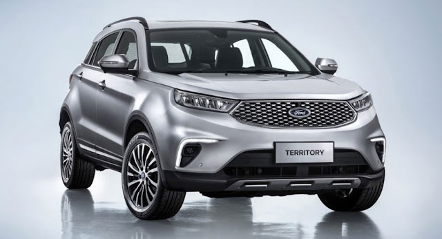 China, Ford, Ford Territory, Hybrids, Jiangling, New Cars, PHEV, Reports