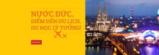 Vừa du học tại Đức vừa du lịch