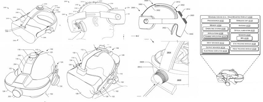 Valve Shows Patent for Wireless Virtual Reality Viewer