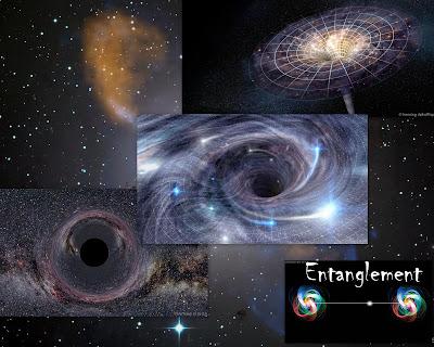 ColumnAry: Black Holes & Entanglement