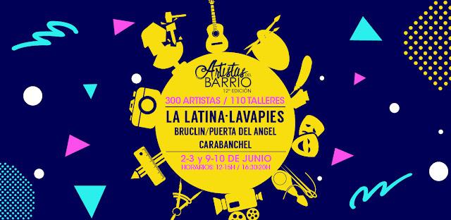 """Los Artistas del Barrio 2018"", ""Los Artistas del Barrio"",""2018"",""primavera"",""junio"",""Madrid"",""lavapiés"",""La Latina"",Open Studio"",""Cultura"", ""Marioano Rajoy"",""polla"""