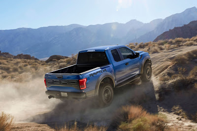 Ford F-150 2017 Raptor review, First Drive, Specification