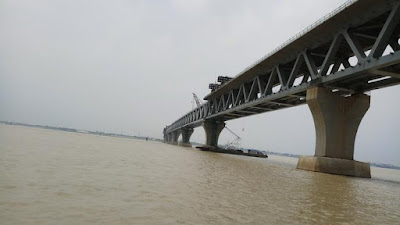 Padma river bridge Bangladesh