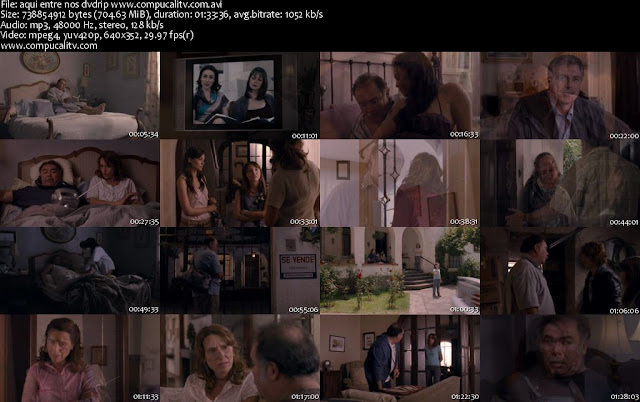 Aquí Entre Nos DVDRip Español Latino 1 Link Mexico