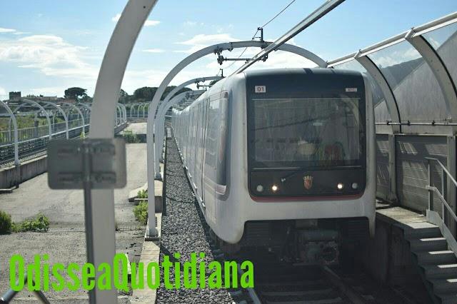 Metro C, nel weekend 17-18 aprile bus al posto dei treni