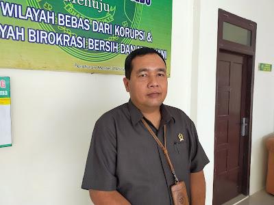Ketua PN : Gelar Akademik Jumawarzi tidak Merugikan Orang