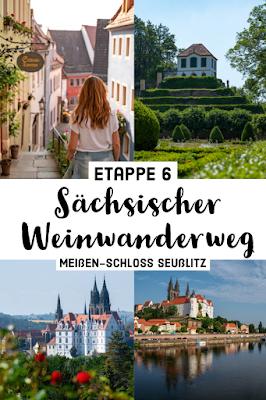 Sächsischer Weinwanderweg | Etappe 6 Von Meißen bis Diesbar-Seußlitz | Wandern in Sachsen | Region Dresden-Elbland 31