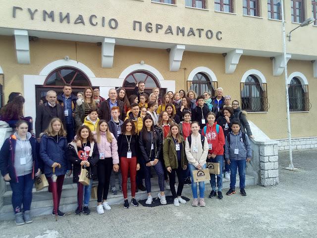 Γιάννενα: Διοργάνωση της 1ης Διακρατικής συνάντησης του προγράμματος ERASMUS+