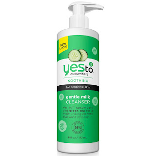 Yes to Cucumbers Soothing Gentle Milk Cleanser