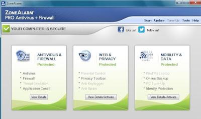 deretan antivirus yang paling banyak digunakan