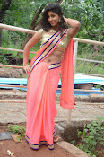 Actress Pavani sizzling photo shoot-thumbnail-1