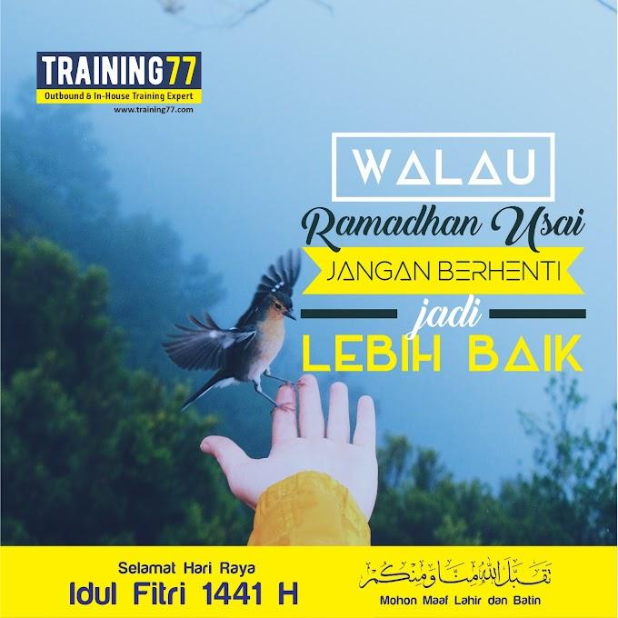 Pagi Terakhir Ramadhan 2020