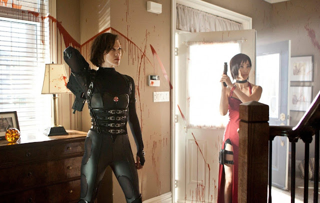 Resident Evil Filme Stream