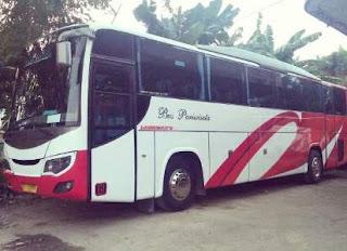 Harga Sewa Bus Pariwisata Dari Jakarta Ke Bandung