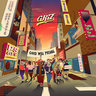 GRiZ - Good Will Prevail (2016) - Album Download, Itunes Cover, Official Cover, Album CD Cover Art, Tracklist