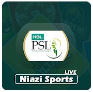 Niazi Sports TV - Watch PSL Live for Free!