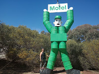 BIG Things South Australia | BIG Tin Man in Napperby