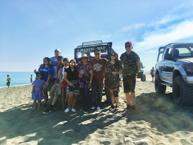 Fast and Furious Cast and Crew haha. Seriously, we had so much fun in our 4x4 Sand Dunes adventure in Paoay, Ilocos Norte