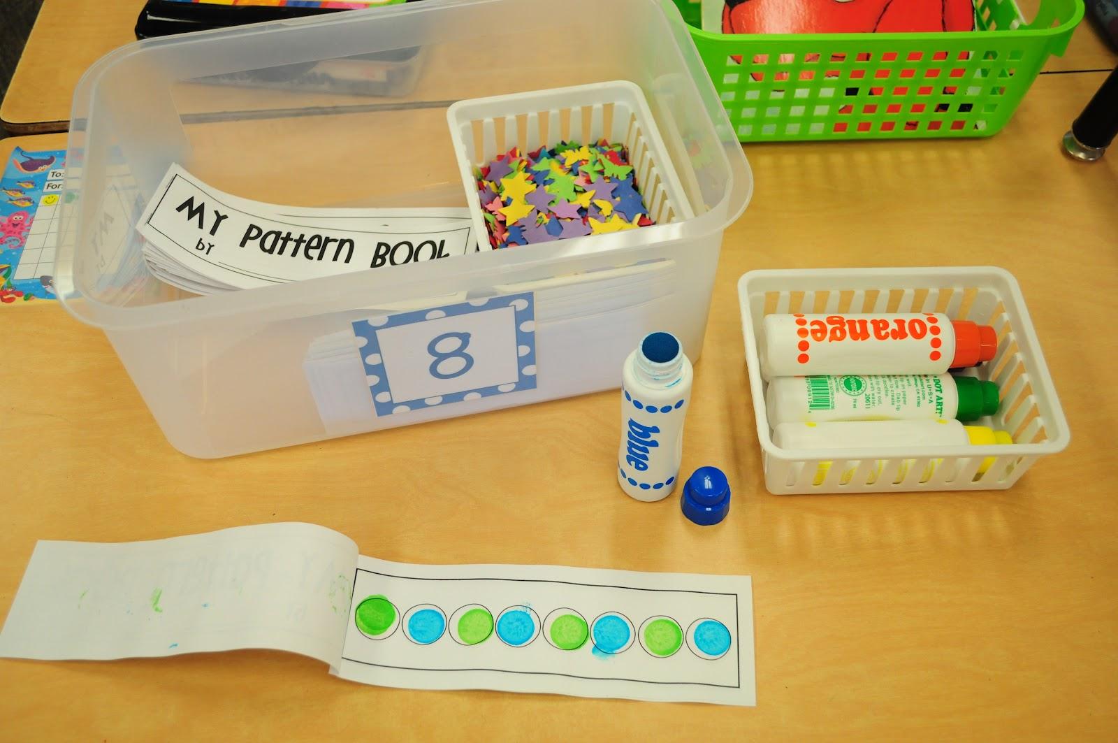 Mrs Ricca S Kindergarten September