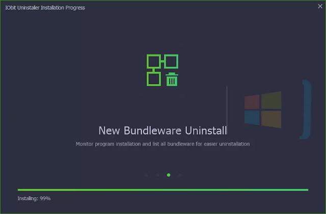 برنامج IObit Uninstaller الاصدار الأخير
