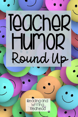 Smiley face image for Teacher Humor round up