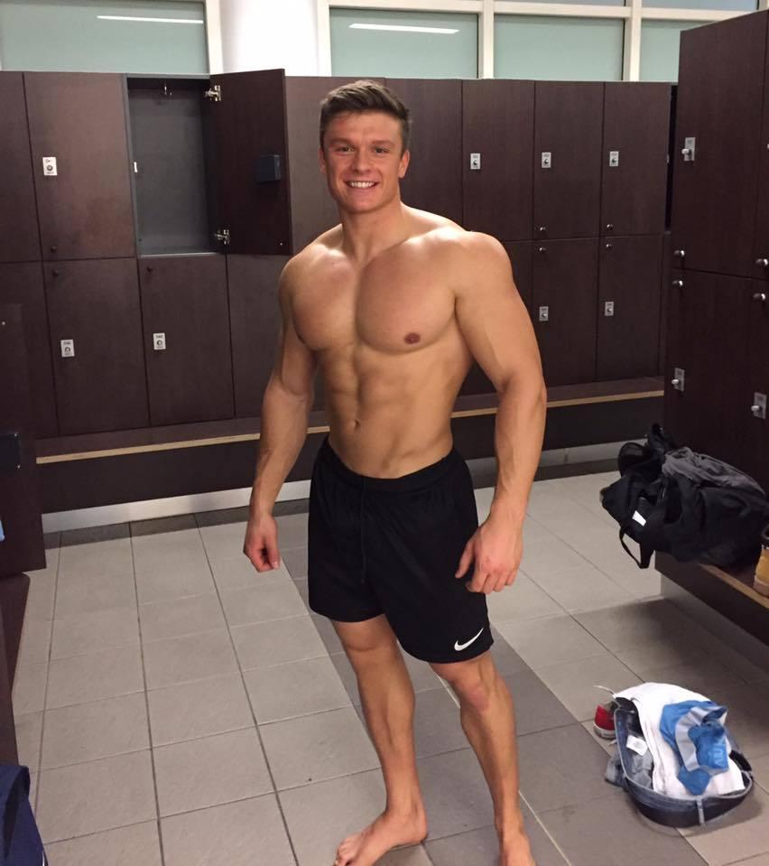 hot-locker-room-guy-smiling-strong-huge-shirtless-body