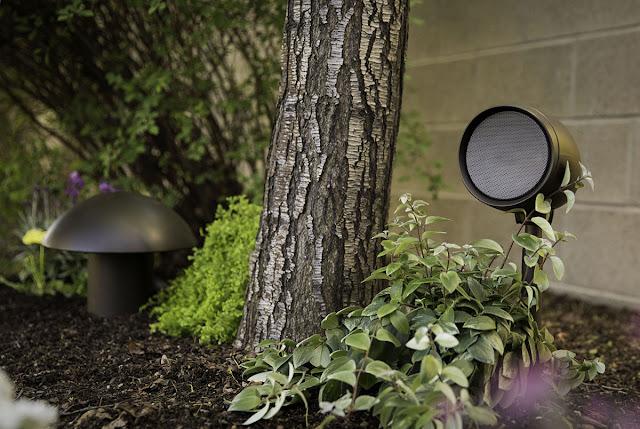 Triad Garden Array Outdoor speaker system