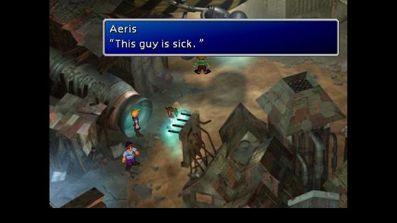 Final fantasy vii remake pc torrents games.