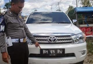 Cara Cepat Melacak Nomor Polisi Kendaraan Bermotor