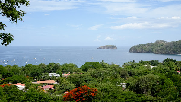 Costa Rica without tourists