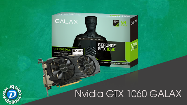 Nvidia GTX 1060 Galax