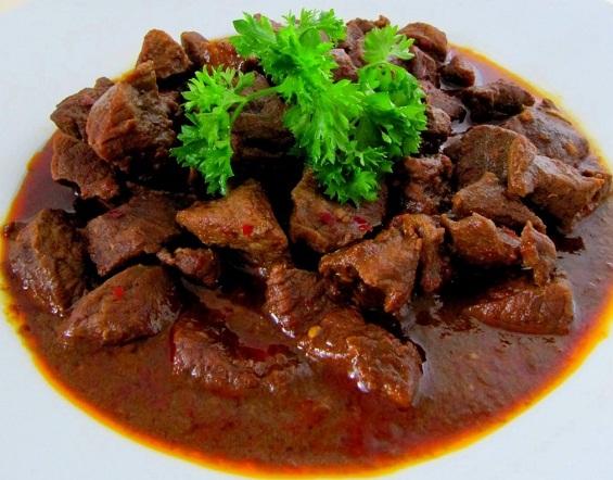 cara memasak tongseng daging sapi lada hitam spesial