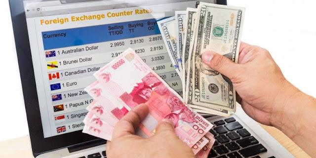 Rupiah Menguat Tajam Tembus Rp 12.000 Per Dollar AS