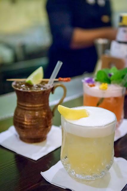 Mish Mash Penang Muntri Street whiskey cocktail