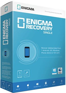 Enigma Recovery Professional 3.4.2.0 poster box cover