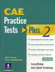CAE Practice Tests Plus 2 with key - New fomat | PDF + CD