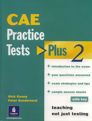 CAE Practice Tests Plus 2 with key cd