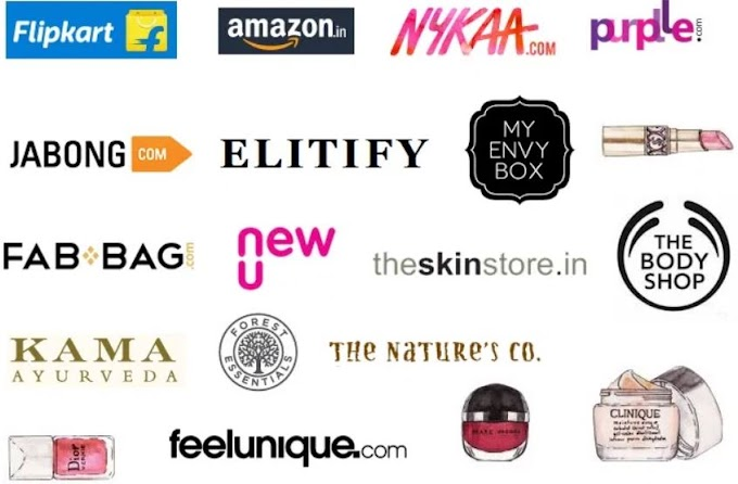 Top 10 Beauty Products Shopping Websites In India