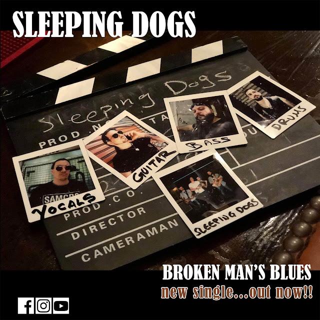 Music Borders Radio Sleeping Dogs Neo Single Broken Man S Blues
