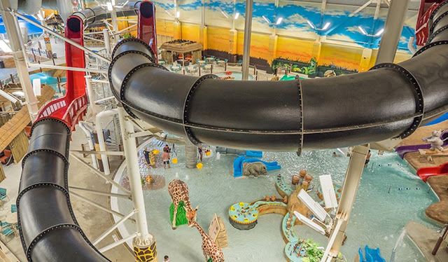 Kalahari Resorts, Poconos Mountains