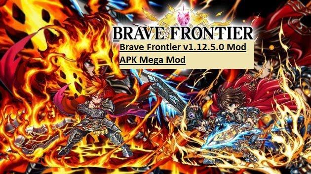 Brave Frontier v1.12.5.0 Mod APK Mega Mod