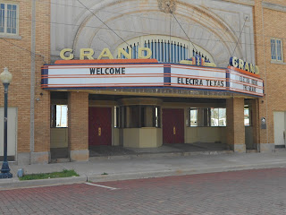 electra texas theater
