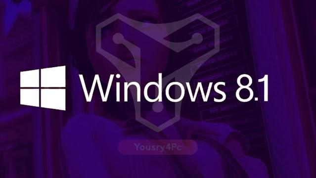 تحميل ويندوز 8.1 للالعاب - Windows 8.1Gaming Edition