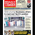 NAIJA NEWSPAPERS: TODAY'S THE DAILY TIMES NEWSPAPER HEADLINES [30  OCTOBER, 2017].