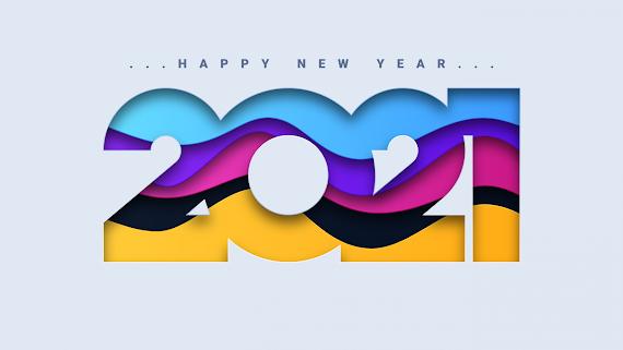 Happy New Year 2021 download besplatne pozadine za desktop 2560x1440 slike ecards čestitke Sretna Nova godina