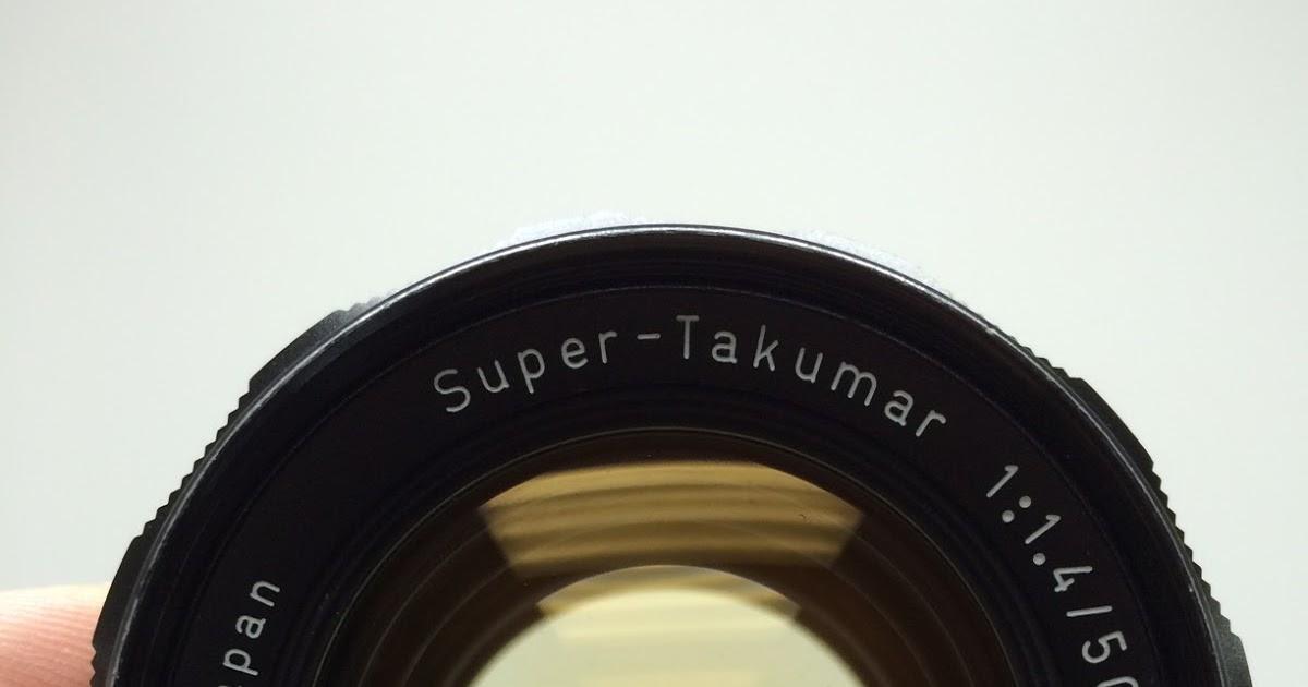 super takumar 50 1 4 radioactive dating