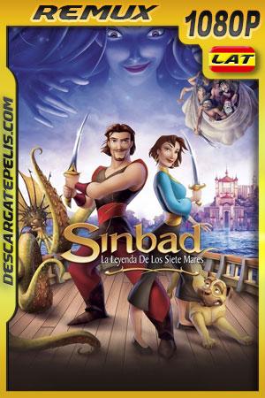 Sinbad: La leyenda de los siete mares (2003) 1080p BDRemux Latino – Ingles